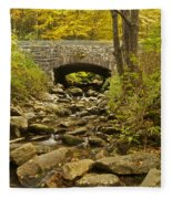 Stone Bridge 6063 Fleece Blanket
