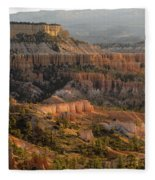 Sunrise Point Fleece Blanket