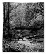 Swan Creek Park Fleece Blanket