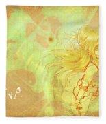 Sword Art Online Fleece Blanket