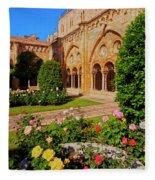 Tarragona, Spain Fleece Blanket