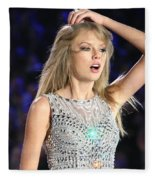 Taylor Swift Fleece Blanket