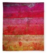 The Simple Things Fleece Blanket