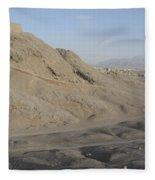 Towers Of Silence, Iran Fleece Blanket