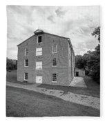 Watkins Woolen Mill State Park And State Historic Site Fleece Blanket