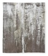 Weathered Metal Fleece Blanket