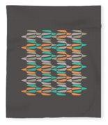 Zappwaits Retro Fleece Blanket