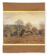 Meakinlouishenry Edenpark-we Louis Henry Meakin Fleece Blanket