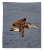 20- Pelican Fleece Blanket