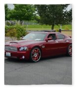 2007 Dodge Charger Couture Fleece Blanket
