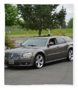2008 Dodge Magnum Lasswell Fleece Blanket