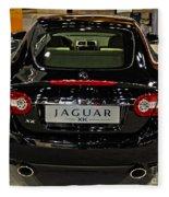 2009 Jaguar Xk Fleece Blanket