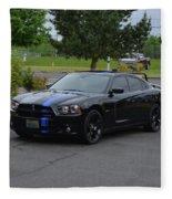 2011 Dodge Charger Rt Lopez Fleece Blanket