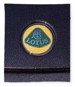 2011 Lotus Euora Emblem Fleece Blanket