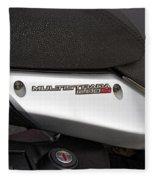 2013 Ducati Fleece Blanket