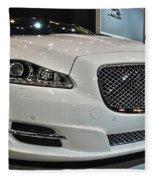 2013 Jaguar Xjl Portfolio Awd Fleece Blanket