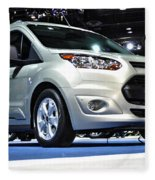 2014 Ford Transit Connect Wagon Fleece Blanket