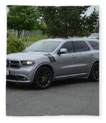 2015 Dodge Durango Rt Webster Fleece Blanket