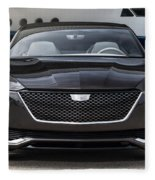 2016 Cadillac Escala Concept 3 Fleece Blanket