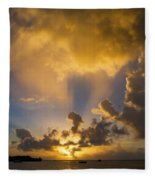 2016 First Sunrise 2 Fleece Blanket