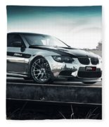 2016 Fostla De Bmw M3 Coupe 2 Fleece Blanket