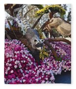 2016rose Parade Rp001 Fleece Blanket