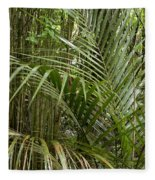 Jungle 97 Fleece Blanket
