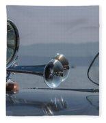 Thunderbird Fleece Blanket