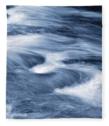 Stream Fleece Blanket