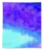 3-23-2015babcdefghijklmnop Fleece Blanket