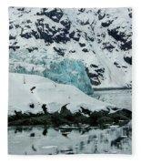 Alaska_00024 Fleece Blanket
