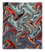 24th Street Tall Building Phoenix #3 Fleece Blanket