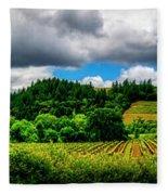 2623- Comsrock Winery Fleece Blanket