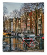 274 Amsterdam Fleece Blanket