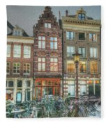 275 Amsterdam Fleece Blanket