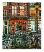 276 Amsterdam Fleece Blanket