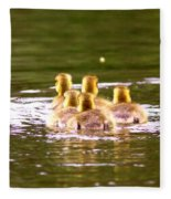 2767 - Canada Goose Fleece Blanket