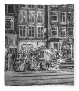 286 Amsterdam Fleece Blanket
