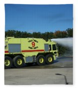 Firefighting Fleece Blanket