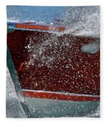 Riva Aquarama Fleece Blanket