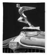 1931 Auburn Fleece Blanket