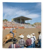 75th Ellensburg Rodeo, Labor Day Fleece Blanket