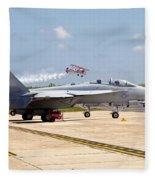 Airshow Fleece Blanket