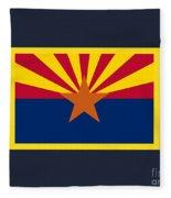 Arizona Flag Fleece Blanket