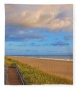 3- Juno Beach Fleece Blanket