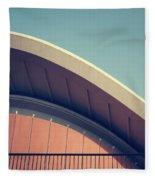 Berlin - Haus Der Kulturen Der Welt Fleece Blanket