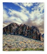 Big Bend National Park Fleece Blanket