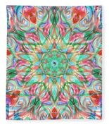 Blessing-home Blessing Or Business Blessing Fleece Blanket
