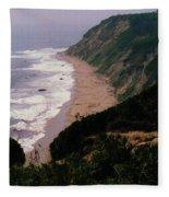 Block Island Fleece Blanket