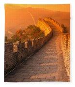 China, Mu Tian Yu Fleece Blanket